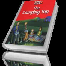کتاب داستان انگلیسی کودکان The Camping Trip