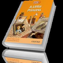 کتاب داستان انگلیسی کودکان A little Princess