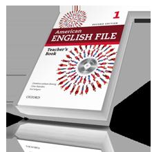 کتاب امریکن انگلیش فایل - American English File 1