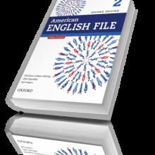 کتاب امریکن انگلیش فایل- American English File 2