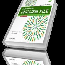 کتاب امریکن انگلیش فایل- American English File 3