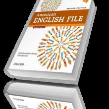 کتاب امریکن انگلیش فایل- American English File 4