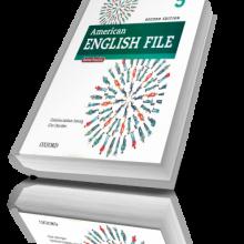 کتاب امریکن انگلیش فایل - 5 American English File