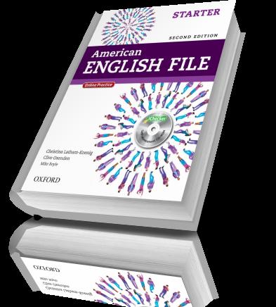 امریکن انگلیش فایل استارتر - American English File Starter