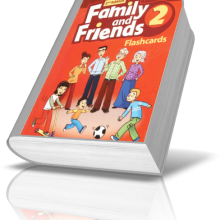 فلش کارت FAMILY FRIENDS 2