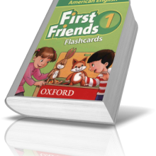 فلش کارت FIRST FRIENDS 1