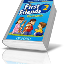 فلش کارت FIRST FRIENDS 2