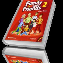 کتاب آموزش زبان کودکان - Family and Friends 2