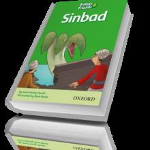 کتاب داستان انگلیسی Sinbad