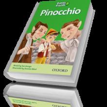 کتاب داستان انگلیسی Pinocchio