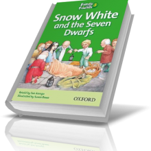 کتاب داستان انگلیسی Snow White