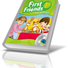 کتاب آموزش زبان کودکان 1 First Friends