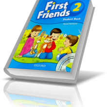 کتاب آموزش زبان کودکان - First Friends2