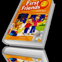 کتاب آموزش زبان کودکان - First Friends 3