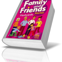 فلش کارت FAMILY FRIENDS STARTER
