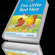 کتاب داستان انگلیسی کودکان The Little Red Hen