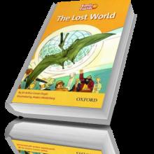 کتاب داستان انگلیسی The Lost World