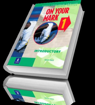 کتاب on your mark 1