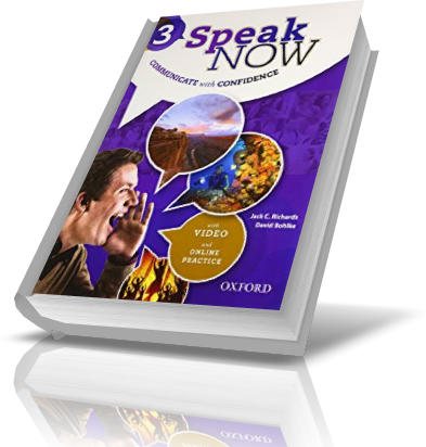 کتاب Speak Now 3 - Student Book & Work Book